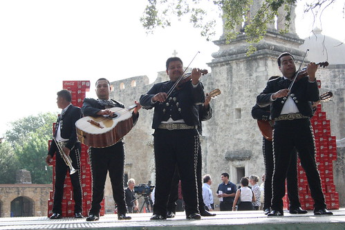 Mariachi Band at Mission San Jose