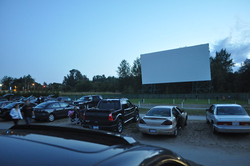 Fraser Valley Pulse Spotlight - Twilight Drive-In Movie Theatre