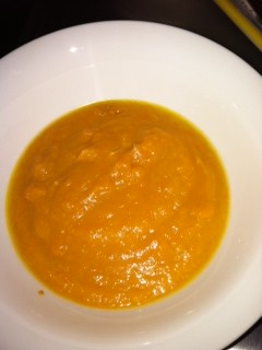 Carrot Soup from Ten
