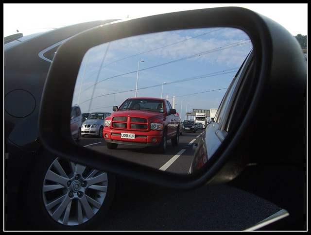 usa reflection truck mirror pickup pickuptruck dodge ram 1500 dodgeram quadcab lg51mjf 1500quadcab