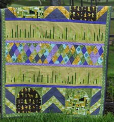 Koenigskind quilt, finished!
