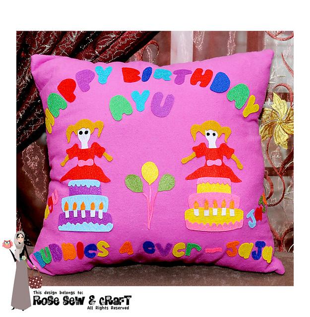 Pillow Lurv 4 Ayu