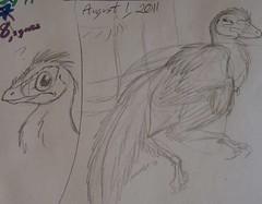 7.31.11 - Sketchbook Page