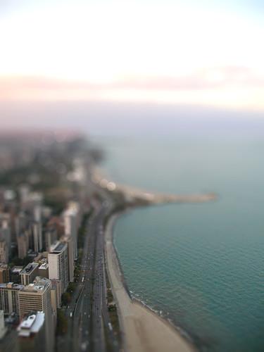 Lakeshore Drive Miniature