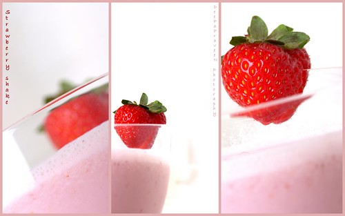 Strawberry Shake. by {deepapraveen very busy with work..back soon