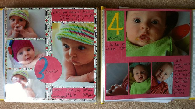 Caroline's Baby Book