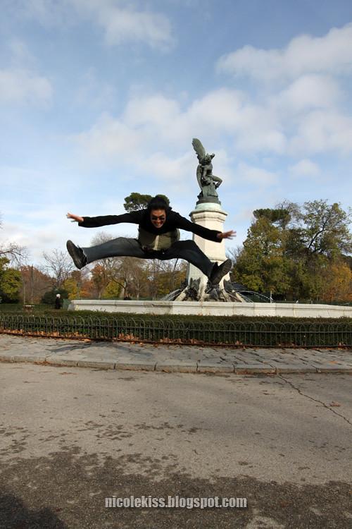 the korean jump