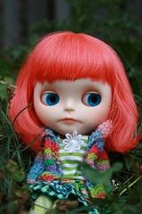 "My custom ""Clementine"" for dollmamma"