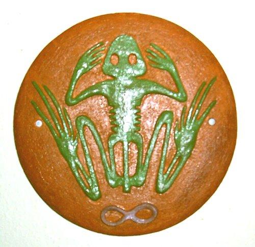 Frog - greensand-TSP iron phosphate chrome-tin terra sig 8-6-11