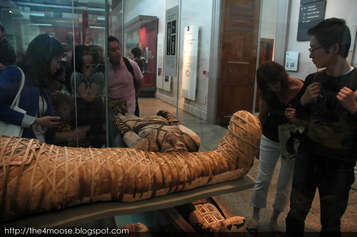 British Museum - Mummies (Rooms 62–63)