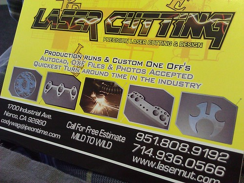 Industrial Process Equipment Inc. - Laser Cutting - Norco, California