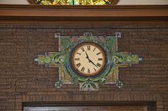 Interior Clock