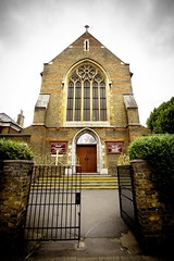 a catholic church in tottenham by AndrewPagePhotography