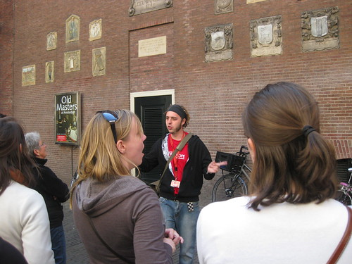 Free city tour in Amsterdam