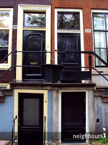 neighbours . amsterdam
