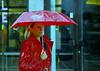 Summer 2011 (mallorcarain) Tags: fetish nice boots vinyl streetshots raincoat pvc bottes fakes stiefel raincape regenmantel ciré lackmantel imperméables