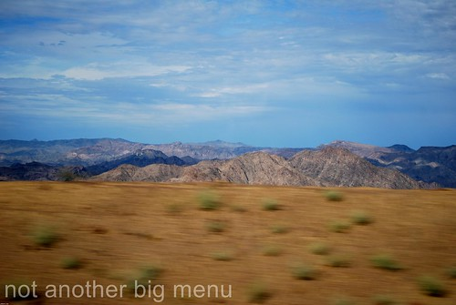 Las Vegas, Nevada - On the way to Grand Canyon
