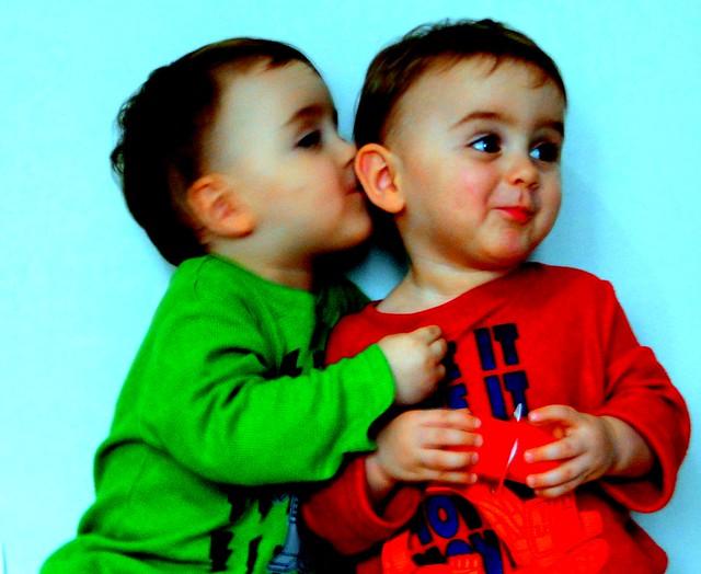 amor de irmão
