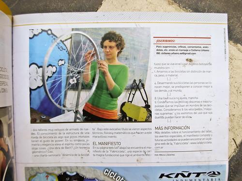 Revista Ciclismo XXI