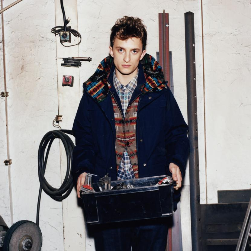 Marko Brozic0120_SOPHNET 2011-2012 AW Collection