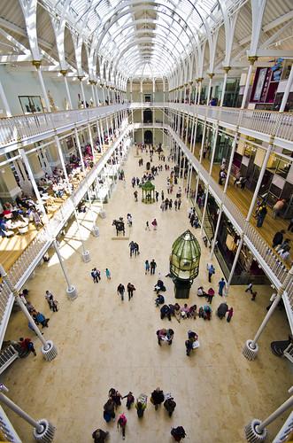 National Museum of Scotland - Explored