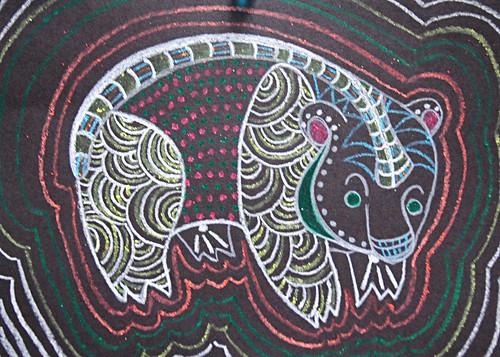 One World, Many Stories :: Week 5 :: Aboriginal X-Ray Art