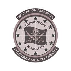 Operacion Atalanta Escudo