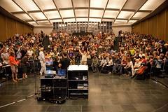 das Auftaktpodium (attacena) Tags: freiburg ena kongress worksho attac europeannetworkacademy