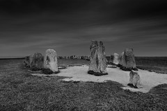 PSL_8902-BW (p.sundell) Tags: standing skne stones ale stenar skeppsttning