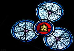 Petit Chteau (D.M.C.M ) Tags: paris france castle europe stainedglass vitrail castelo iledefrance chteau  shiro  iledelacit furansu      canon60d dmcm fgu peulangseu yroppa yoroppa