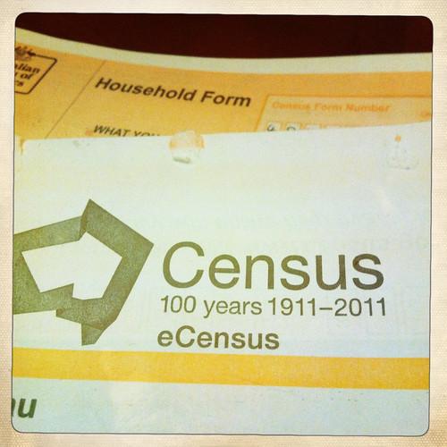 Census night. Day 259/365.