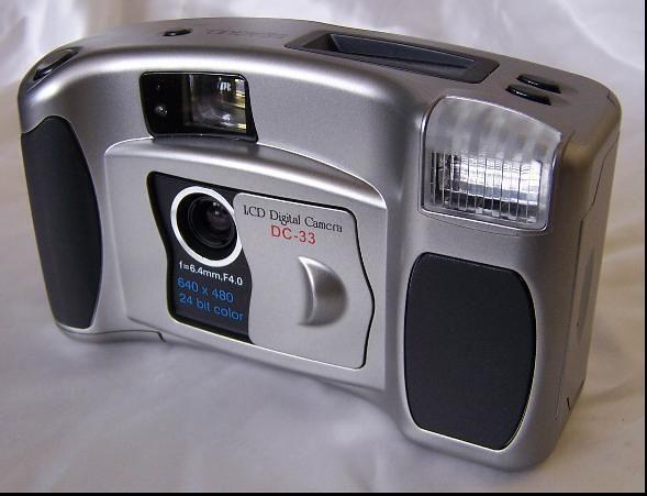 DC-33型数码照相机