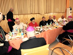 """Festessen mit Patriarch Kardinal Mar Delly • <a style=""""font-size:0.8em;"""" href=""""http://www.flickr.com/photos/65713616@N03/6034550983/"""" target=""""_blank"""">View on Flickr</a>"""