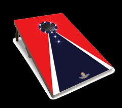Cornhole Boards that Light Up