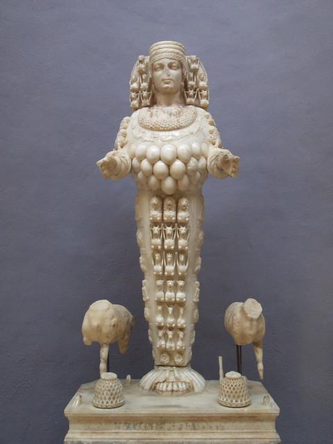 豐饒女神Artemis