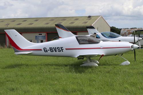 G-BVSF - Freestone Pulsar_  Dunkswell