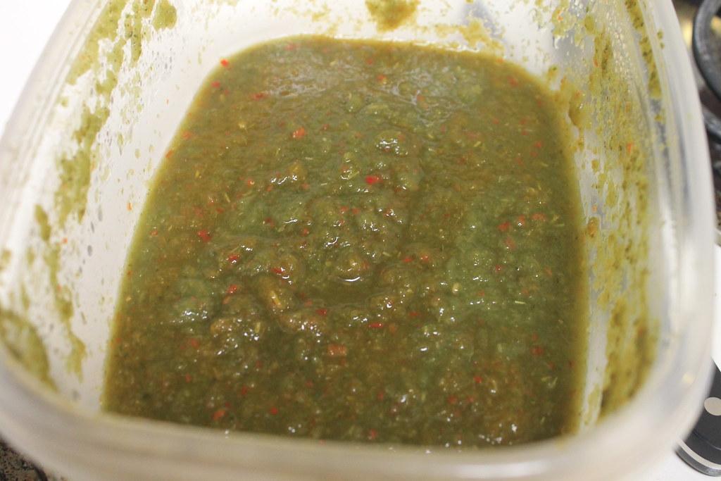 Haitian Food Spice Base / Marinade (Epis)
