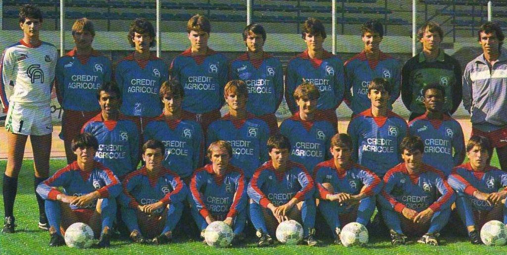Caen 1984-85