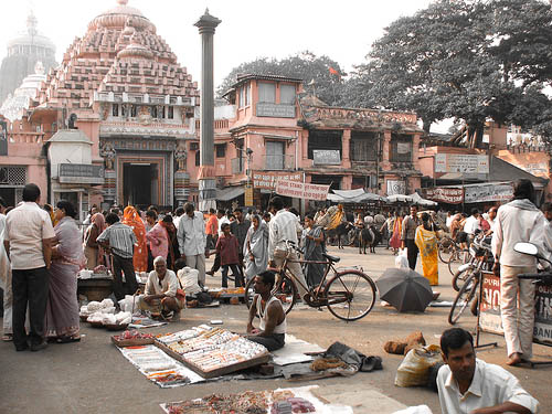 State government has dropped plan of constructing a replica of the Jagannath temple