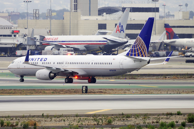 United Airlines (Continental Airlines) Boeing 737-924(ER) (N78438)