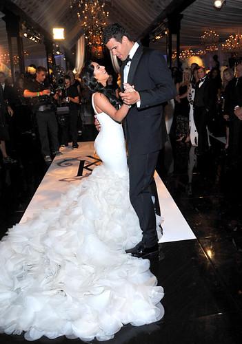 Kim Kardashian S Bridal Style Bridal Styles