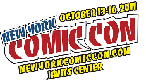 New York Comic Con 2011