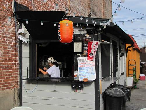 Takoyaki Fresh Street