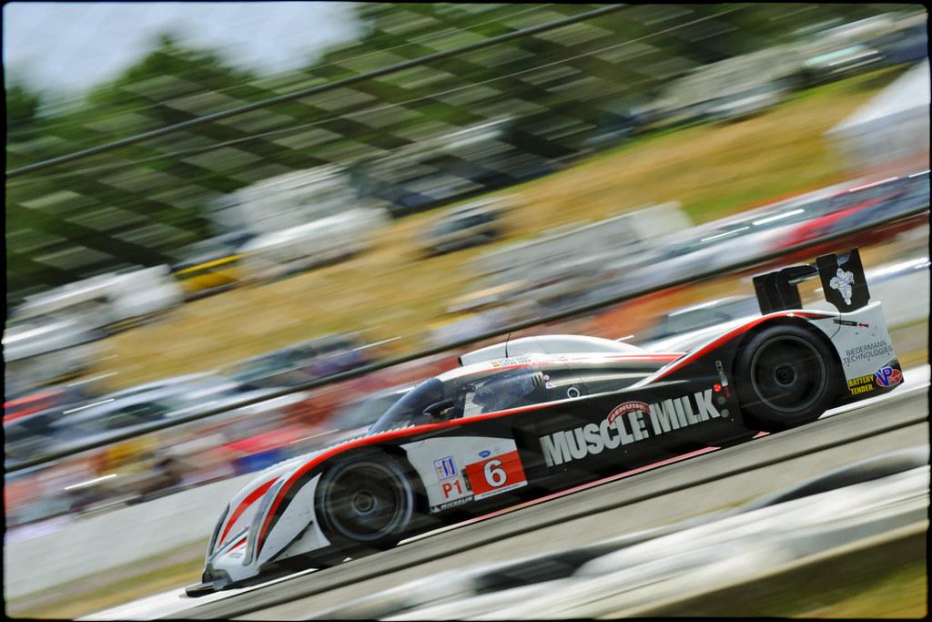 Muscle Milk Aston Martin Racing, Mosport, 2011