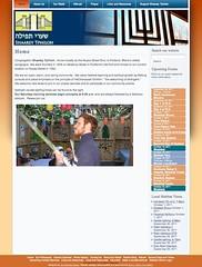 Congregation Shaarey Tphiloh Website