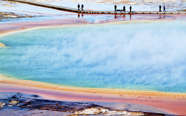 Grand Prismatic - People