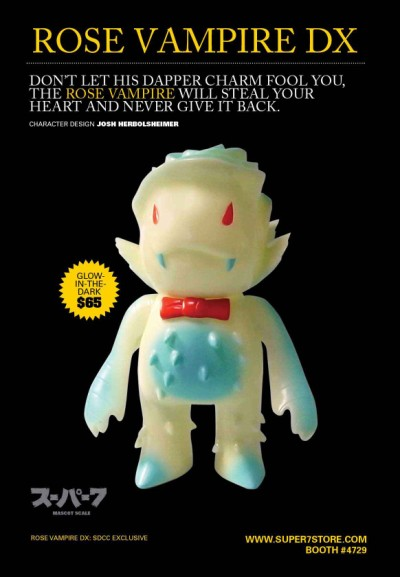 Super 7 SDCC 2011 Exclusives