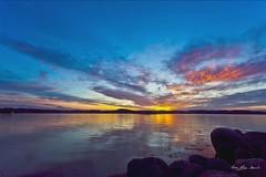 sunset timelapse (May Elin Aunli) Tags: sunset norway norge timelapse grimstad fevik hasla haseltangen