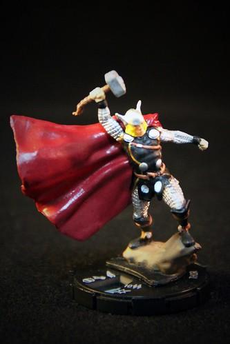 Marvel HeroClix Hammer of Thor #16 Thor