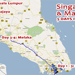Singapore and Malaysia Itinerary: 5 Days DIY